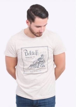 Belstaff Stubbs T-Shirt - Natural