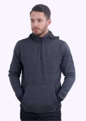 Lacoste Zip Hooded Sweater - Cosmos