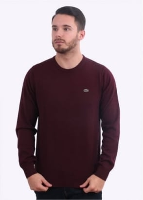Lacoste Crew Sweater - Vendage