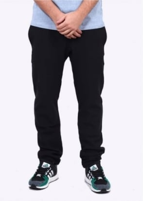 Champion Elastic Cuff Pants - Navy / Black
