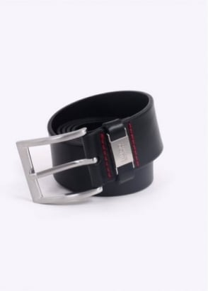 Hugo Boss C-Connio Belt - Black