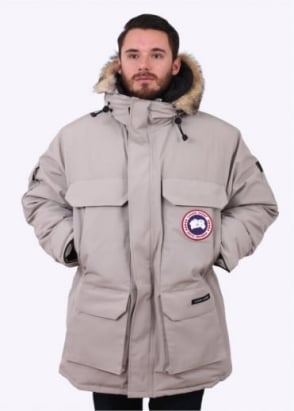 Canada Goose Expedition Parka - Limestone