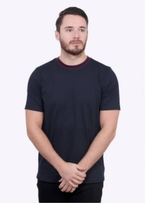 Paul Smith SS Reg Fit Tee - Navy