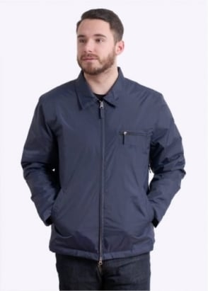 Stussy Insulated Bing Jacket - Navy