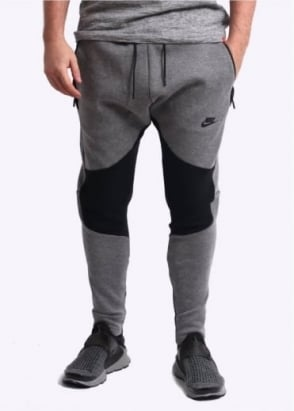 Nike Apparel Tech Fleece Pant - Carbon Heather