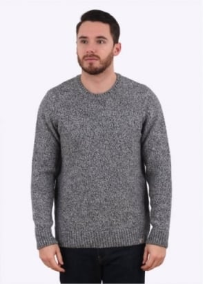 Carhartt Morris Sweater - Black / Grey