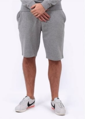 Sunspel Shorts Grey - Melange