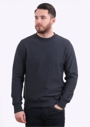 Paul Smith Organic Cotton Sweatshirt - Charcoal
