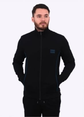 Hugo Boss Zip Jacket - Black