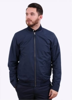 Norse Projects Ryan Crisp Cotton - Navy