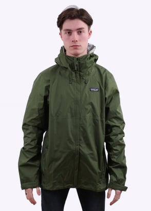 Patagonia Torrentshell Jacket - Buffalo Green