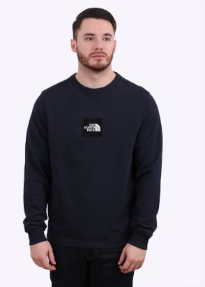 The North Face Fine Crew Sweater - Urban Navy