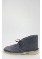 Clarks Originals Desert Boot Suede Denim Blue