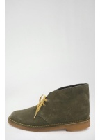 Clarks Originals Desert Boot Tobacco Suede