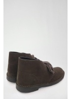 Clarks Originals Desert Boots Brown Suede
