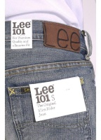 Lee 101 S Trusted Worn Jeans Blue
