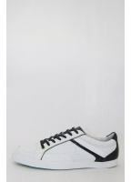 Hugo Boss Green Apache Trainers Future White