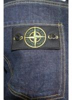 Stone Island Regular Fit Jeans Dark Vintage