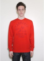 Carhartt Champ Crew Sweater Red