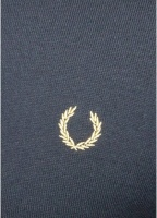 Fred Perry Laurel Wreath Start Stop Crew Neck Jumper