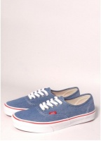 Vans Authentic Shoes Dark Blue