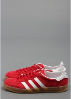 Adidas Originals Footwear Gazelle Indoor Trainers Light Scarlet Red