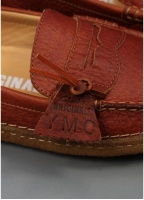Clarks Originals x YMC Edmund Create Leather Shoes - Cognac