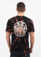 Obey The Eternal Spiral T-Shirt - Bleached / Black