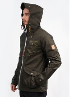 Penfield Cornell Weatherproof Port Jacket Olive