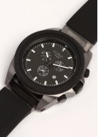 Nixon Rover Chrono Watch - Gun Metal / Black