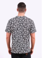 Alife Sticker Tee - Black