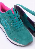 Asics Gel Lyte III Trainers - Tropical Green