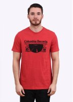 Levi's Red Tab Graphic Sony Tee - Red