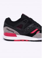 Saucony Grid SD Games Trainers - Black / Grey