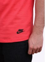 Nike Apparel Bonded Pocket Tee - Rio Red