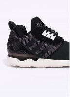 Adidas Originals Footwear ZX 8000 Boost Core Trainers - Black