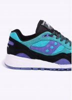Saucony Shadow 6000 'Bermuda Pack' Trainers - Black / Green