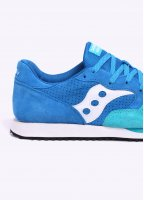 Saucony DXN 'Bermuda Pack' Trainers - Blue / Green