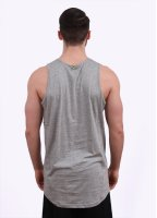 Nike Apparel T/F Elongated Tank Top - Dark Grey