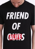 Alife Friend Of Ours Tee - Black