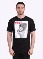 Alife Stacks Tee - Black