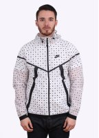Nike Apparel Tech Hyperfuse Windrunner - White