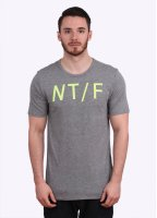 Nike Apparel Hazard Tee - Carbon Grey