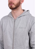 Adidas Originals Apparel 'Street Modern' Long Length Hoody - Medium Grey