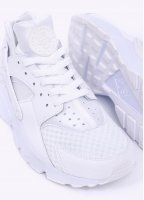 Nike Footwear Air Huarache Trainers - Triple White