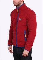 Penfield Brunswick Classic Fleece Jacket - Red