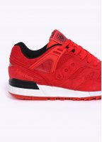 Saucony Grid SD Trainers - Red