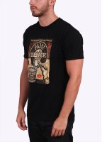Obey Paint It Black Fine Art Tee - Black
