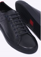 Hugo Boss Footwear / Hugo - Futesio Shoes - Dark Blue