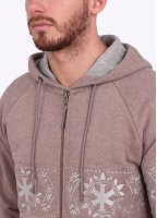 Adidas Originals Spezial Norvegian Hoodie - Simple Brown